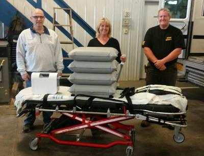 Bangor Volunteer Fire and EMS fundraiser
