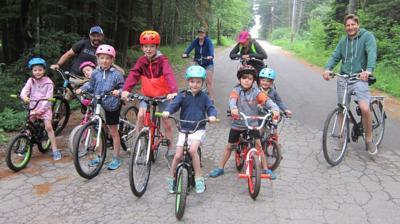 Cycling Cousins