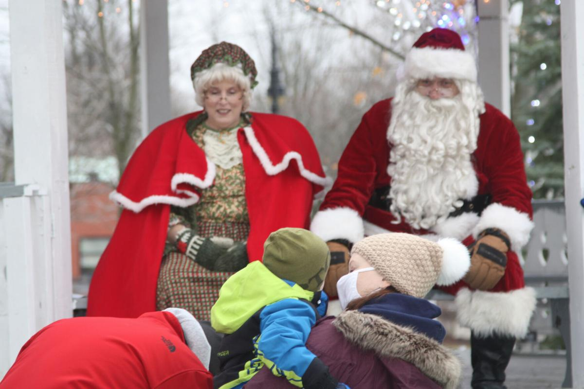 Pandemic alters Santa in the Park plans