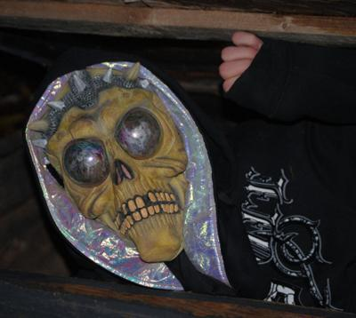 Haunted Skerry Trail continues next weekend