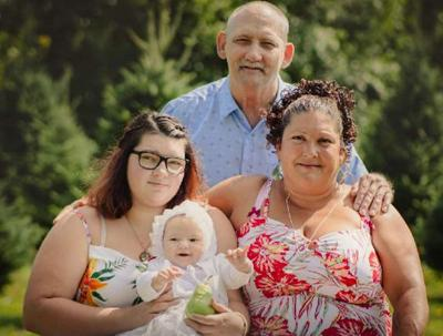 Malone family celebrate four generations