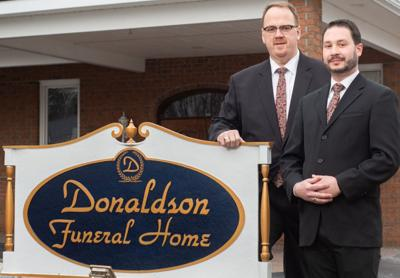 Donaldson Funeral Homes announce James S. Francia joins staff