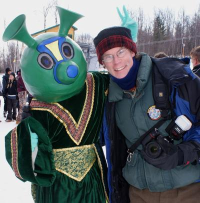 Mark Kurtz on Winter Carnival Slideshows at Library Jan. 23