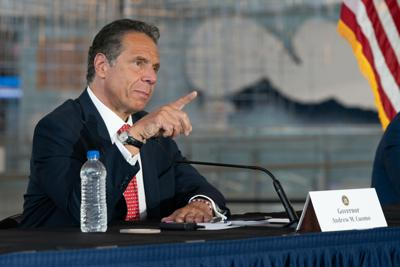 Cuomo again asks for federal aid for New York
