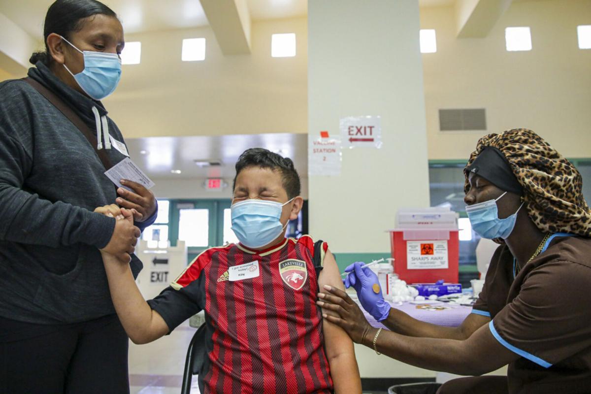 N.Y. students may need vaccine