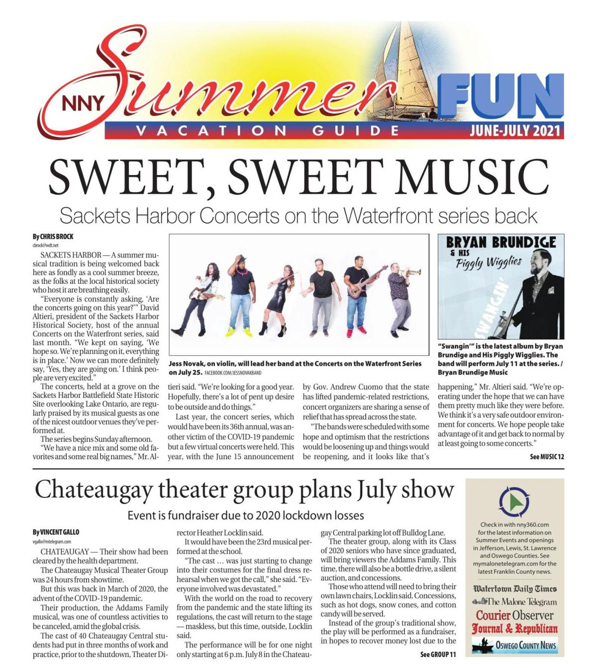 NNY Summer Fun Vacation Guide (June-July 2021)