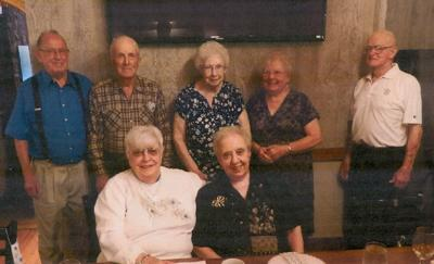 65th Ellenburg Central School Reunion