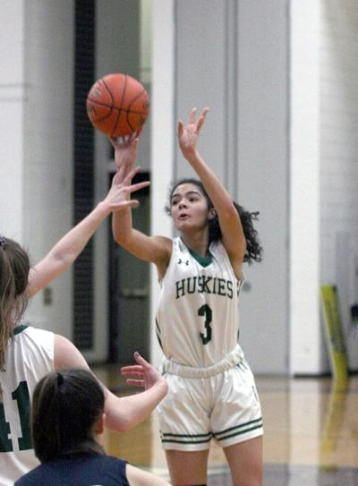 Three local girls earn All-State hoop honors