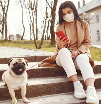 Pandemic pet-care precautions