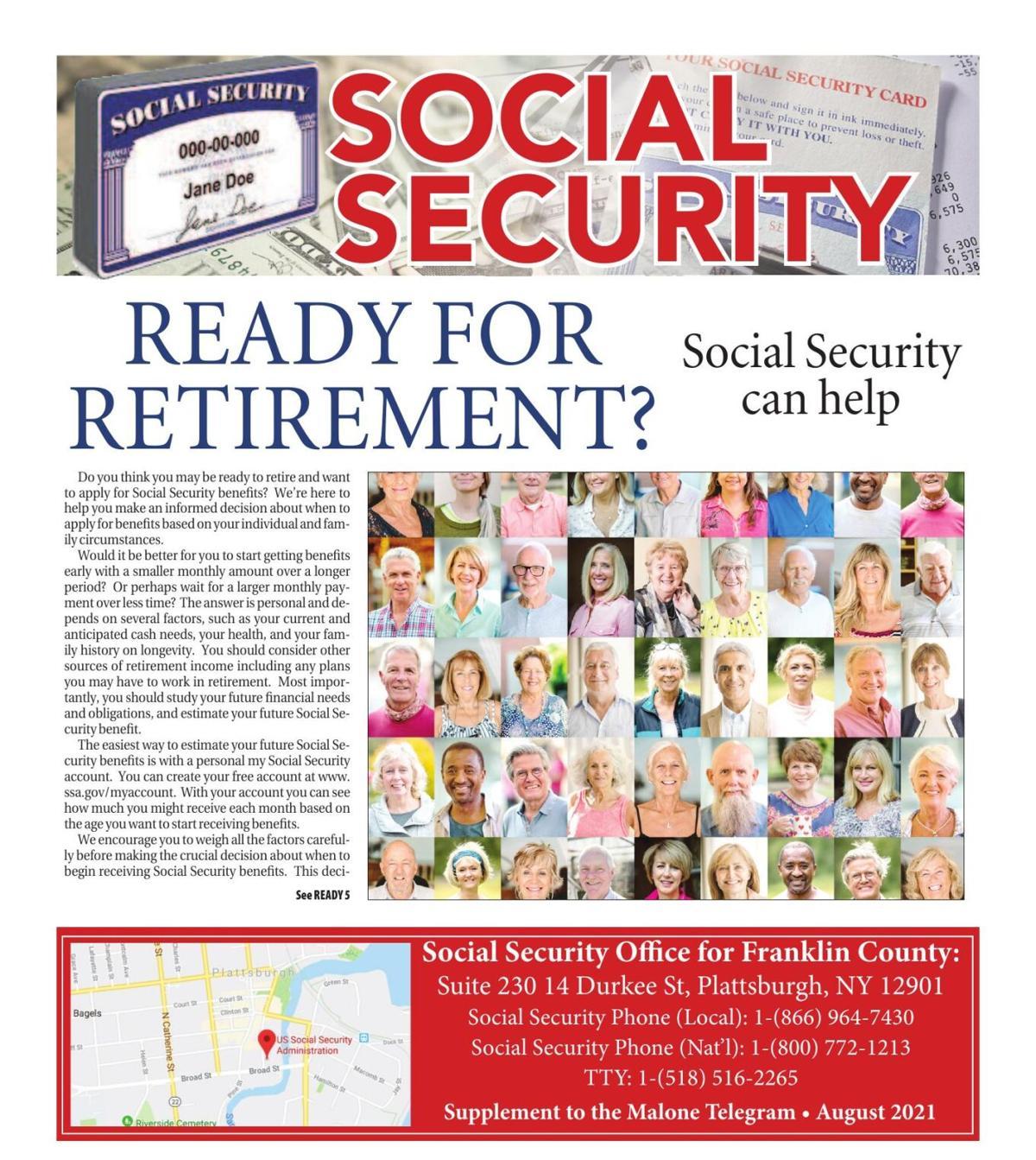 Social Security Edition