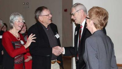 New President welcomed by Campus, community