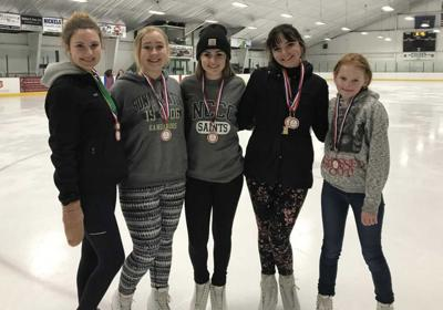 Malone Skating Club receive medals