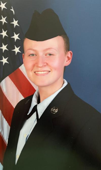 Rachel Boyea of Malone graduates Basic Training