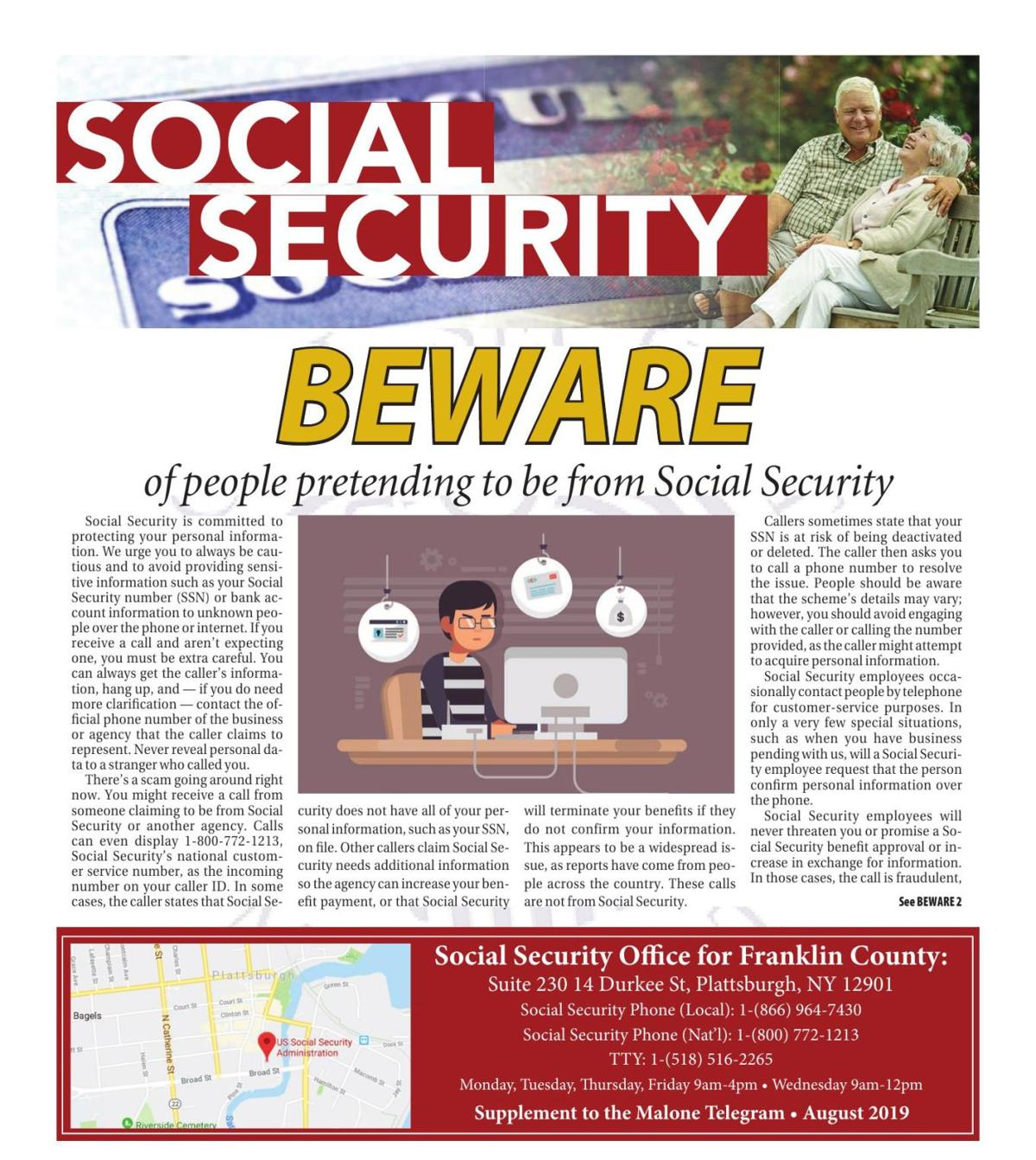 MT Social Security August 2019
