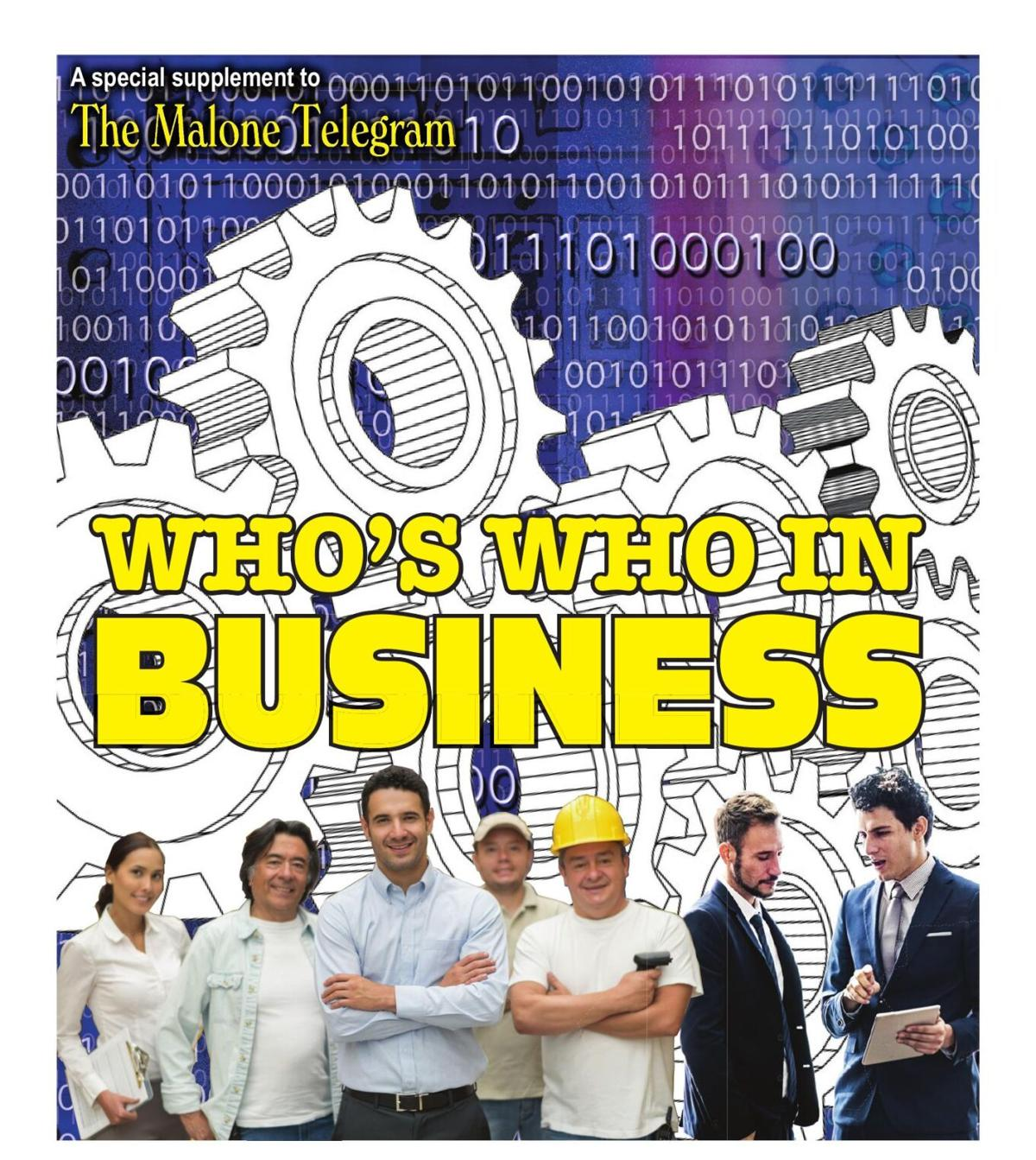 Who's Who in Business 2020