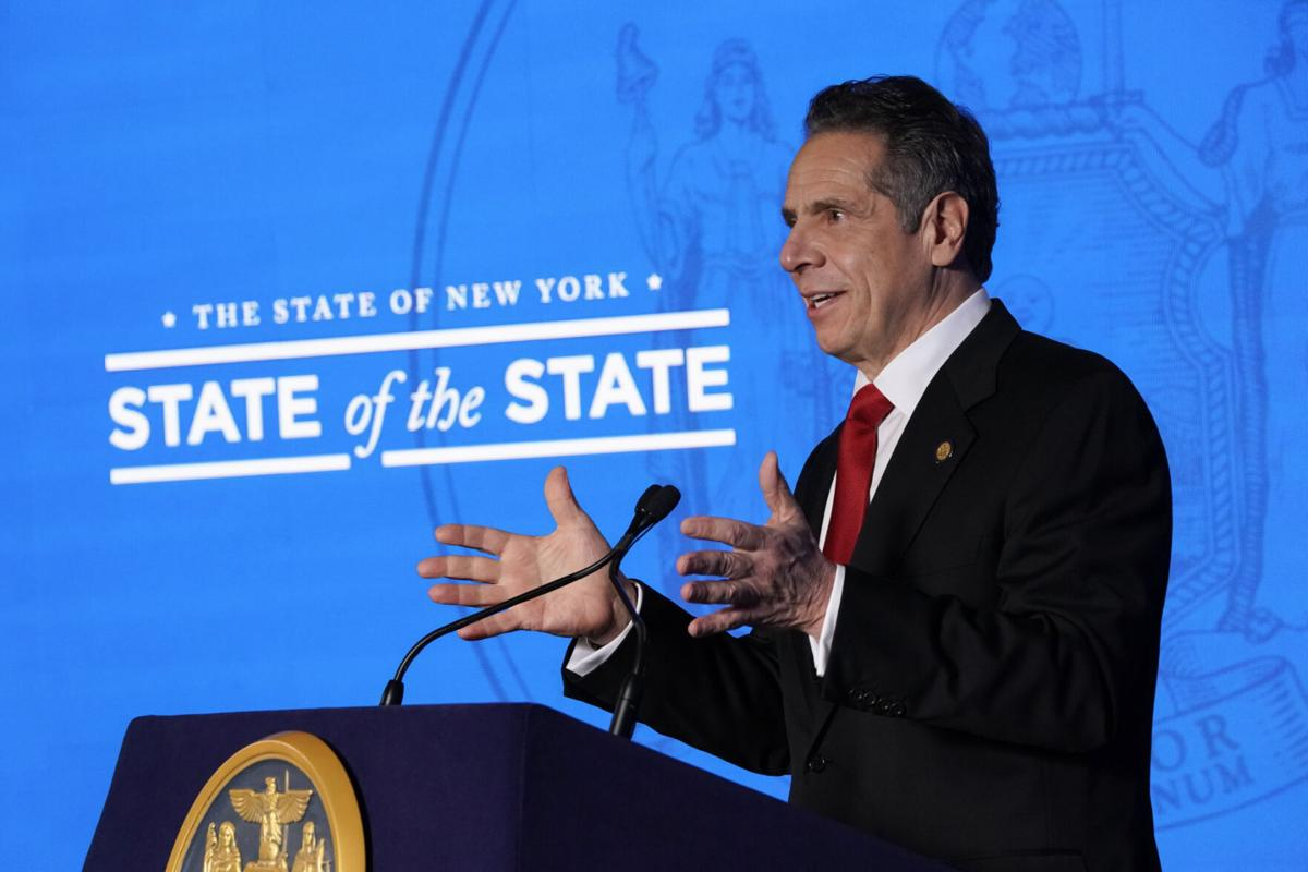 Cuomo: 'We will win this war'