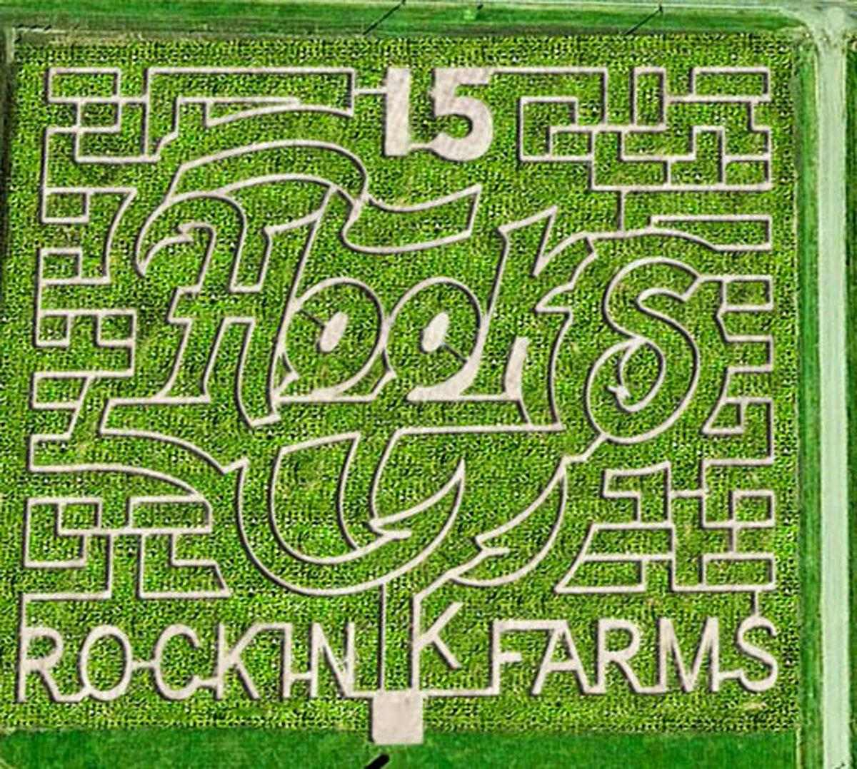 It's time to 'Fall' for  Rockin' K Farms