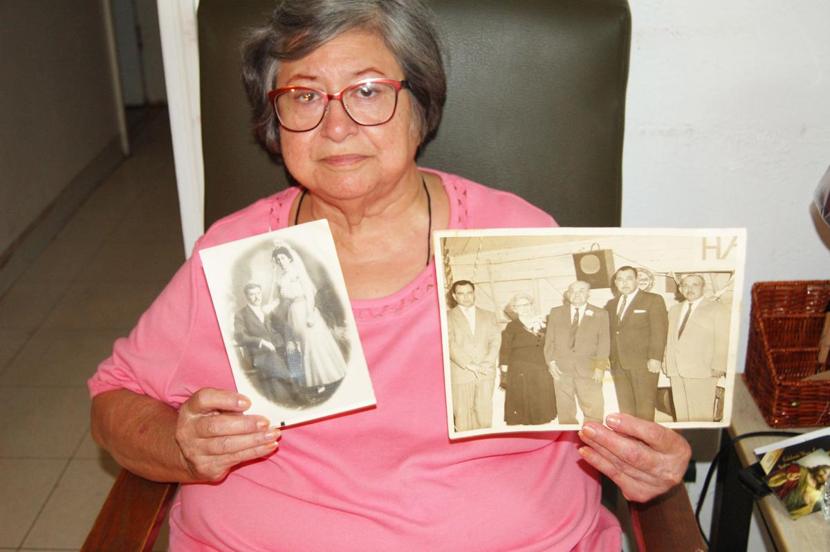 Taft resident reminisces about grandfather's store, Hidalgo Mercantile Grocery