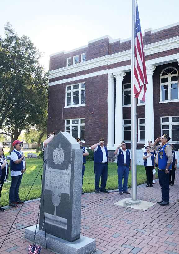 Local residents remember 9/11