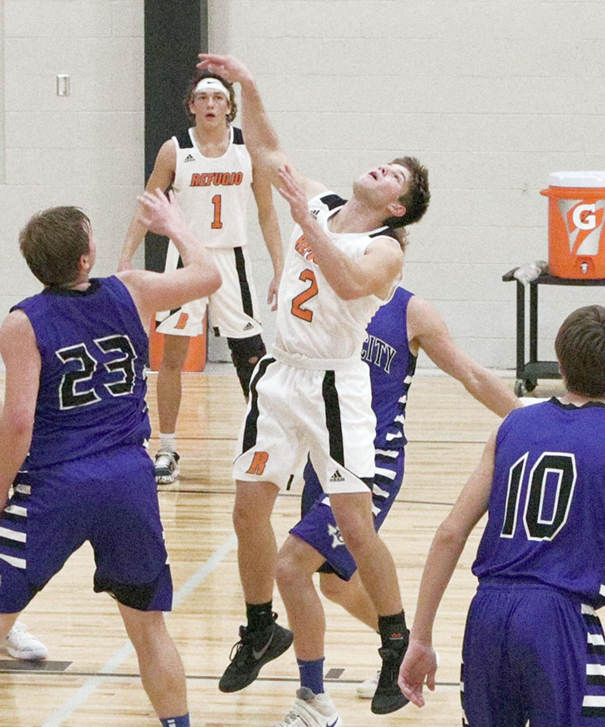 Bobcats out-hoop the Beavers