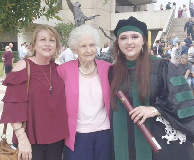 Davis receives medical degree from A&M College of Medicine