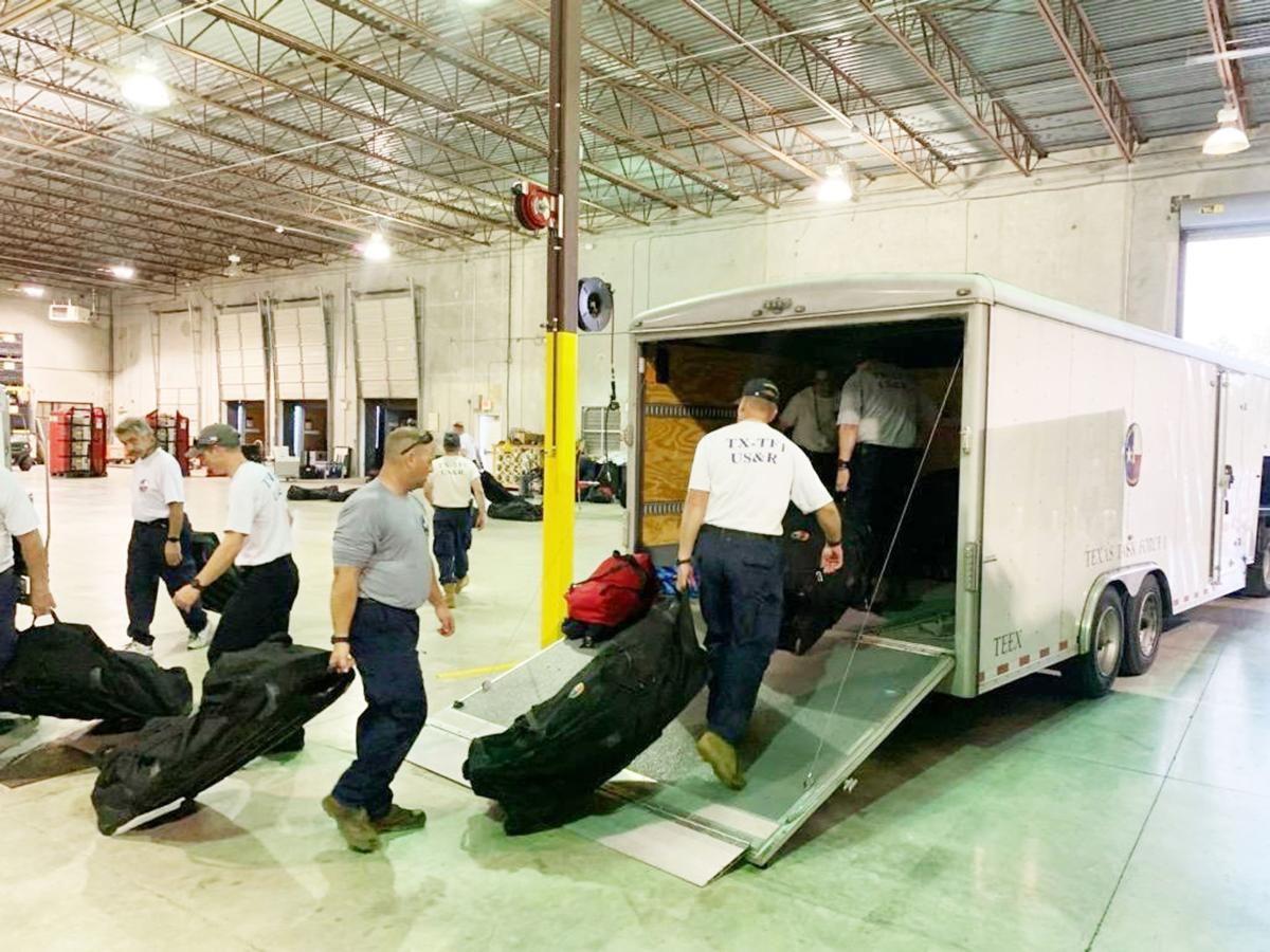 Texas deploys resources to Florida to assist with disaster response