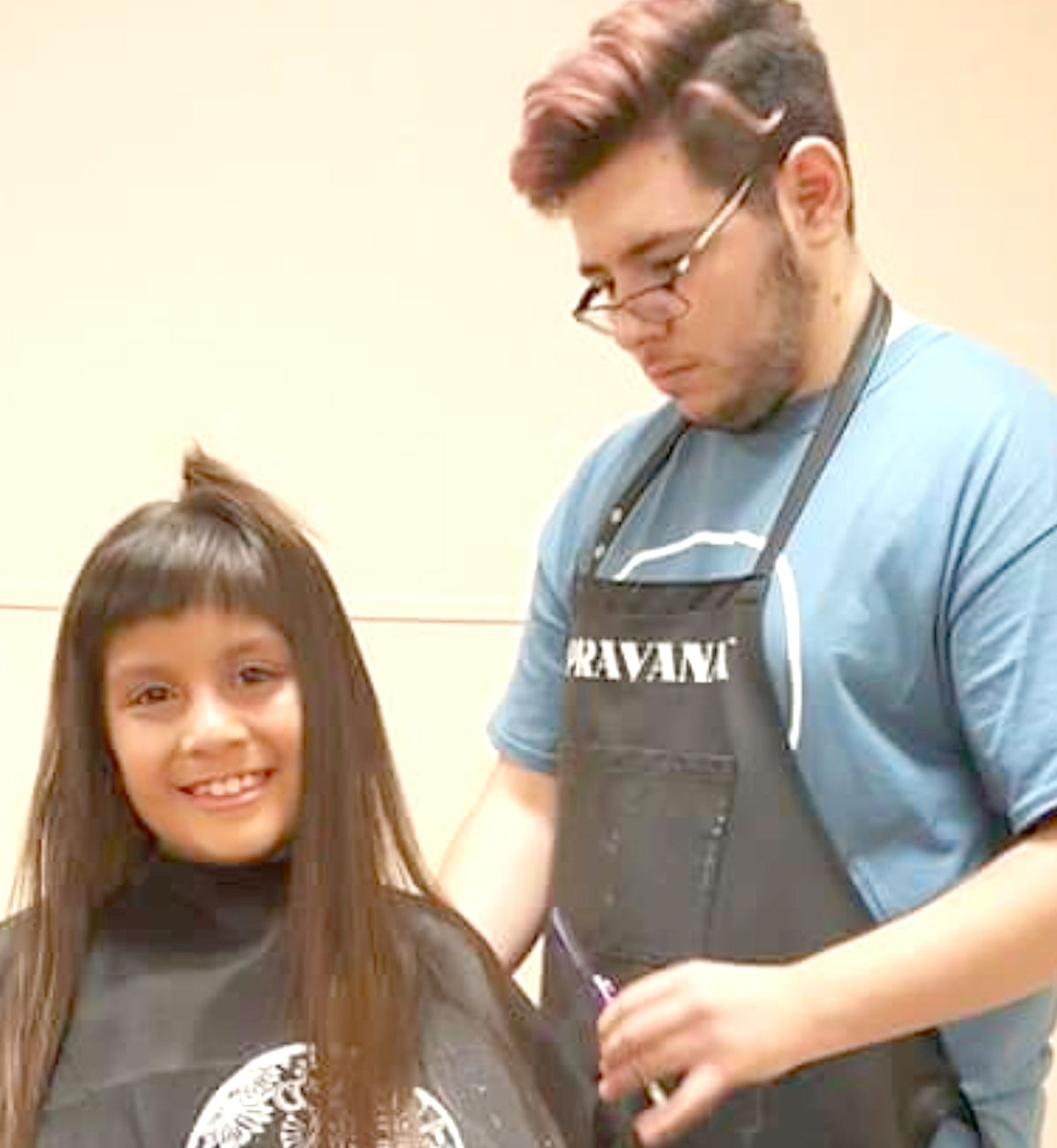 Church Offers Free Haircuts For Students Features Mysoutex Com