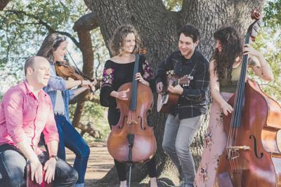 American Dreamer to bring folk music to distillery Oct. 12