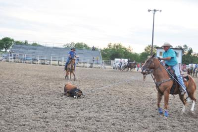 McMullen County hosts rodeo heroics at Tilden Lions Club Arena