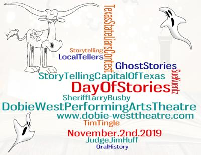 A Day of Stories is coming to George West
