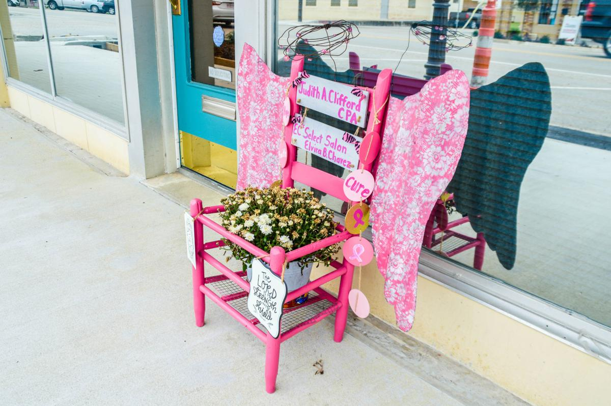 Mathis turns pink again for second awareness event