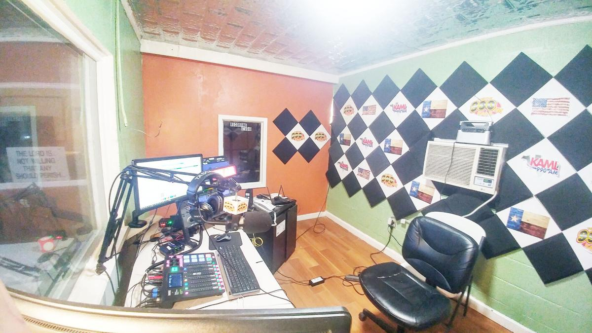 Radio station hosts grand opening, revival