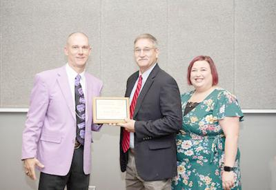 McCool recognized at National Association of County Agricultural Agents conference