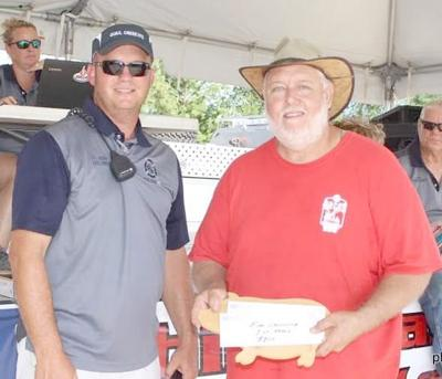 Buzzard Bar BBQ team wins two first place prizes
