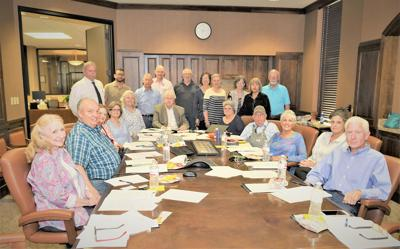 Texas Historical Commission recognizes LOCHC for Distinguished Service Award