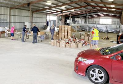 Food Bank reaches 210 citizens