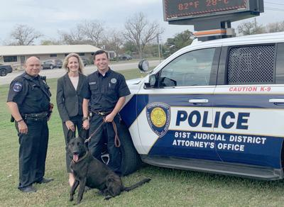 District-wide school K9 program launches in county