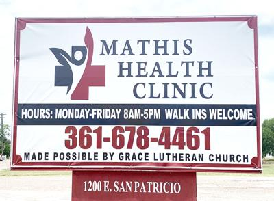 Mathis health clinic to hold grand opening Tuesday