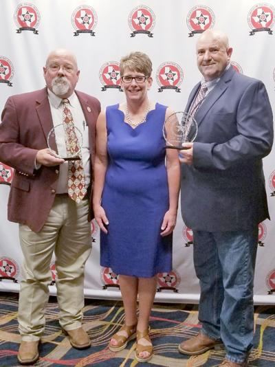 Longtime local agriculture teachers honored