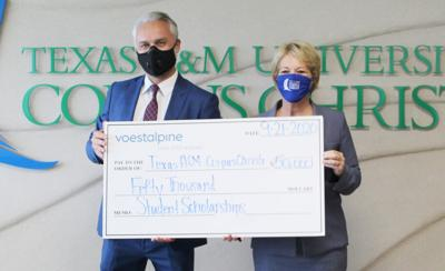 County students get a $50k boost from voestalpine