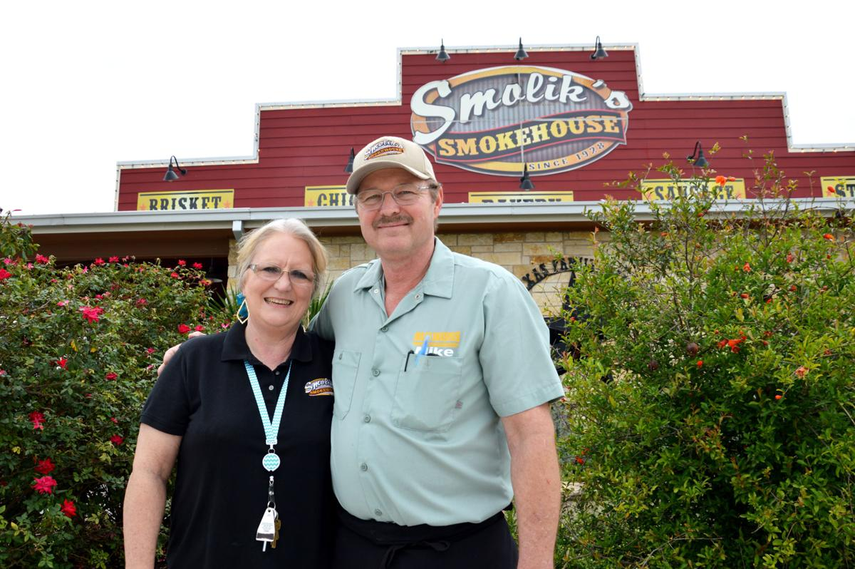 Smolik's Smokehouse made a big list, took a city trip and left Texas' mouths watering for more