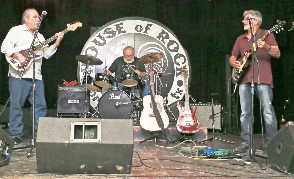 Concert to benefit Wood House