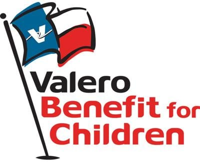 Valero donates $240K for area children's charity groups