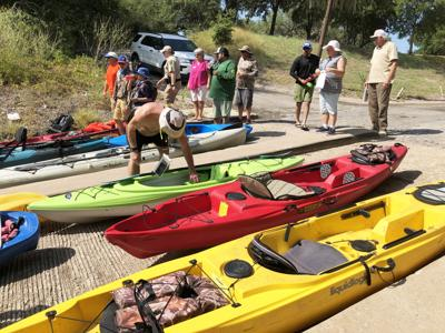 Mid Nueces Paddling Trail debuts