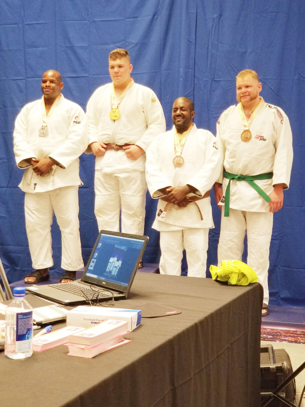'The Beast' mauls competition, nabs gold in national championship