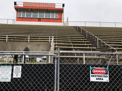 Stadium repairs or replacement?