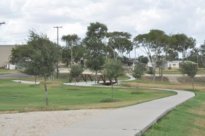 Walking trail at Karnes City Park to receive facelift