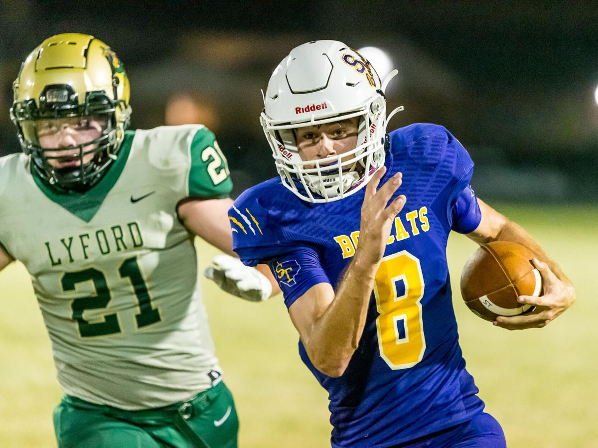 Bobcats can't overcome Lyford's quick start