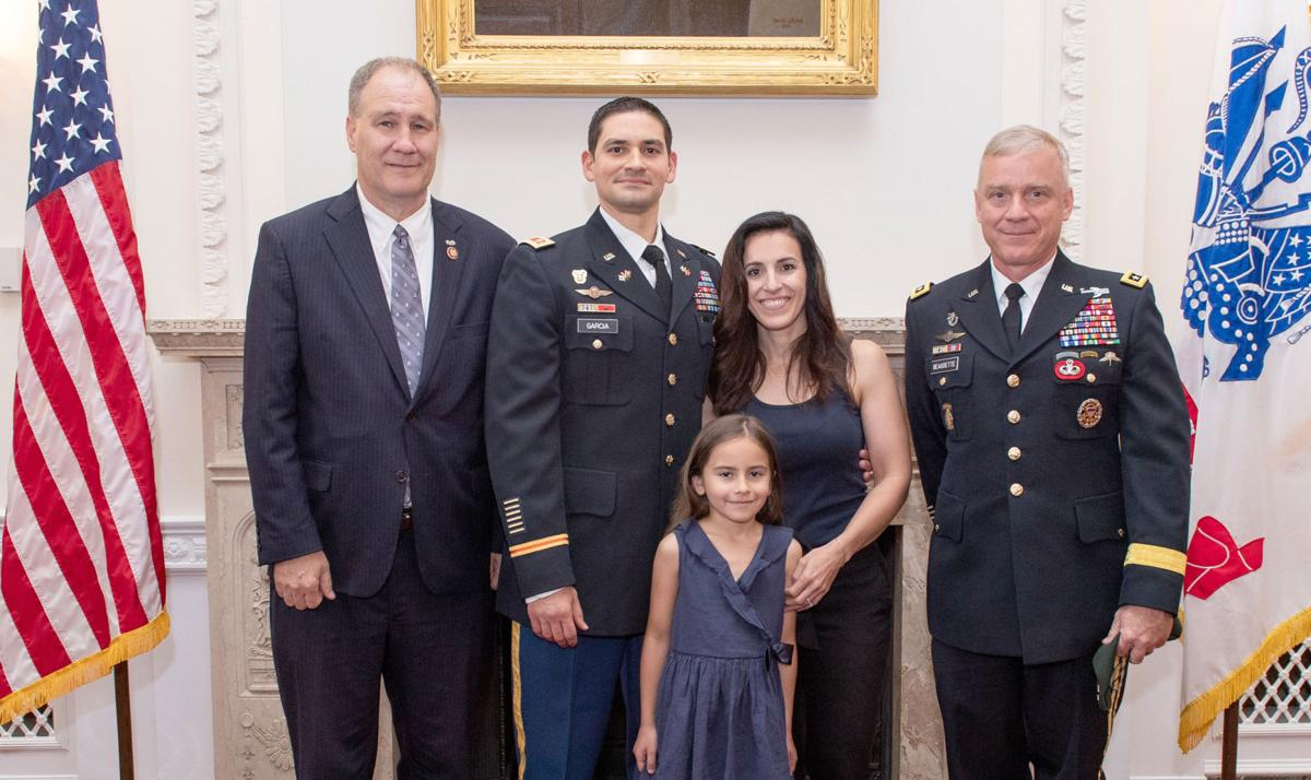 Goliad native earns master's degree, promotion