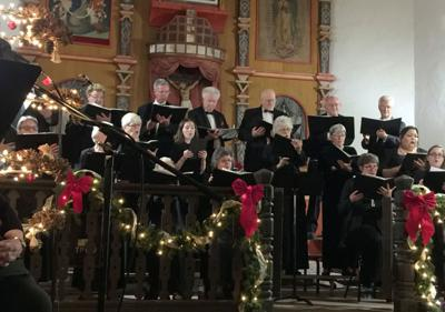 Beeville Community Chorus Christmas concert set for Dec. 7 at Goliad State Park